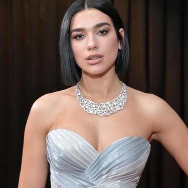 Grammys 2019: Dua Lipa y llegó y conquistó, convirtiéndose en la reina de la red carpet