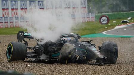 Bottas Imola F1 2021 3