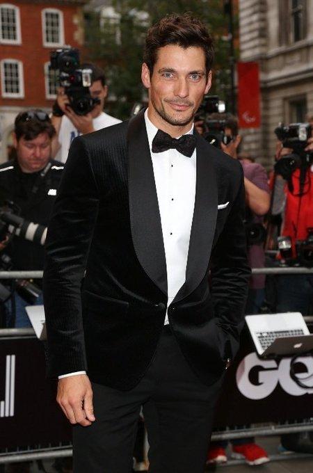 Hombres con estilo en los Premios GQ Man of the Year 2012