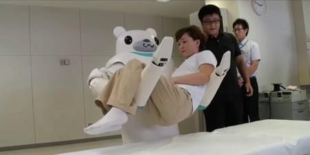 Japan Robots Care
