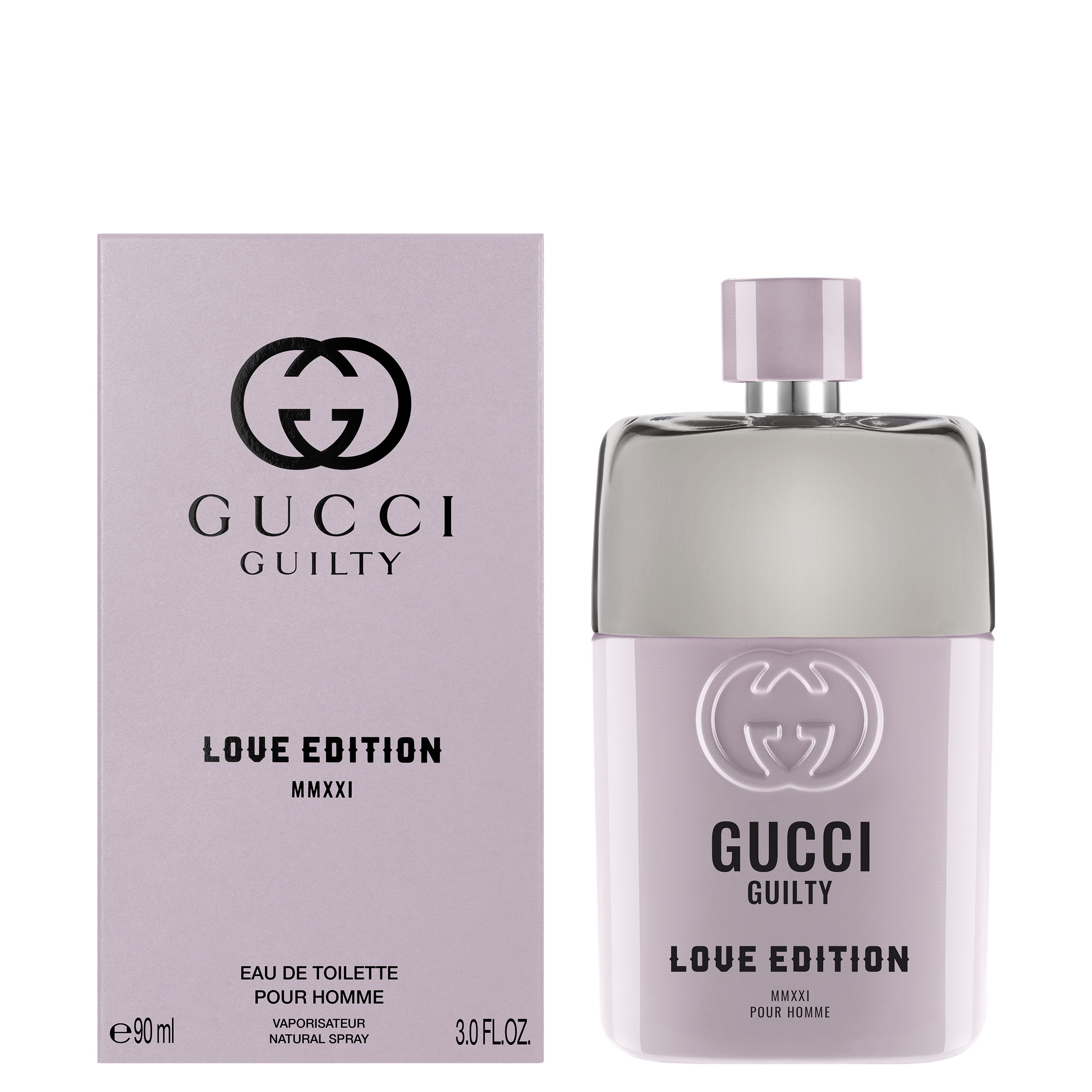 Eau de Toilette Gucci Guilty Love Homme