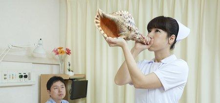 Estas 24 fotos de stock de enfermería japonesa es lo más extraño que hemos visto en mucho tiempo