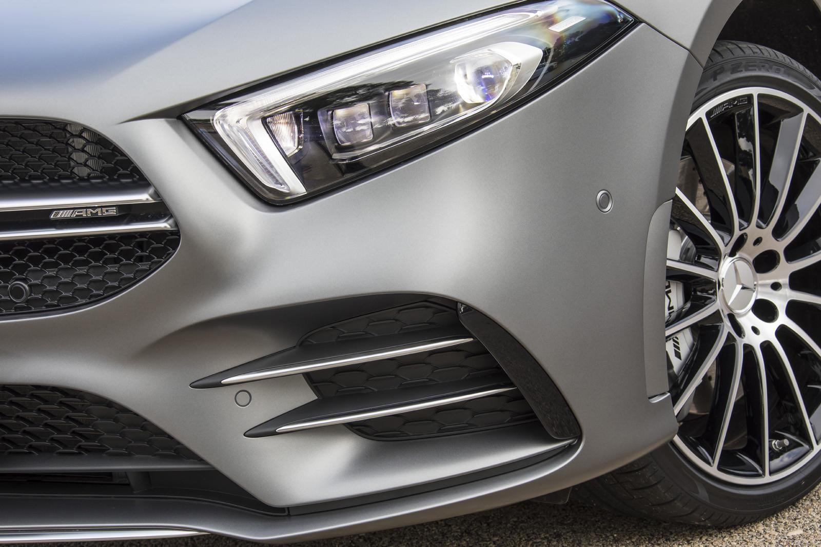 Foto de Mercedes-AMG A35 (presentación) (121/122)