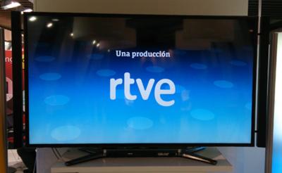 RTVE ya trabaja en emitir contenido en 4K