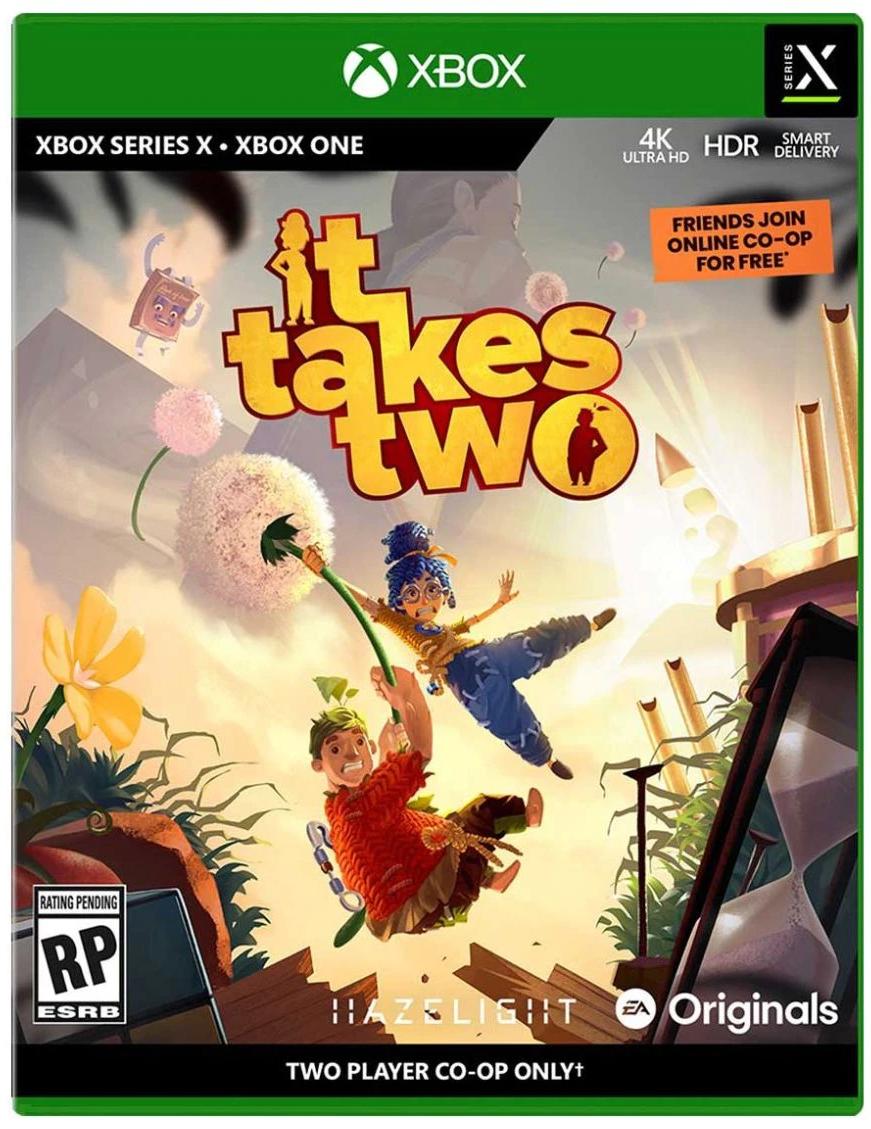 It Takes Two para Xbox