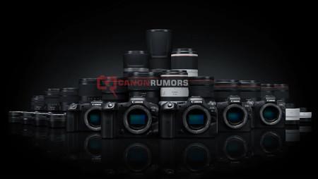 Canon Eos R5 Y R6