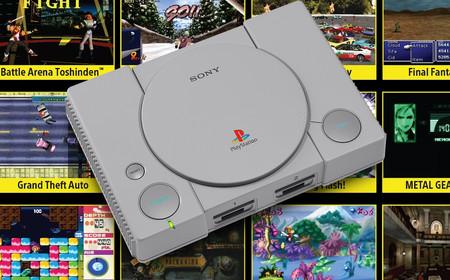 PlayStation Classic, con 20 juegos y dos mandos, por sólo 57,99 euros en MediaMarkt