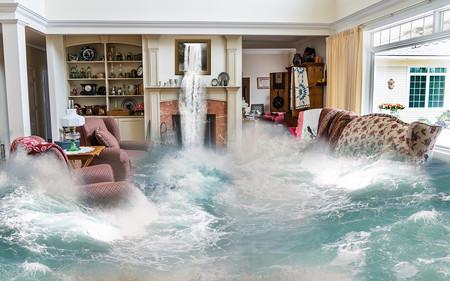 El agua es responsable de un tercio de los siniestros en el hogar y los seguros no cubren el 100% de los daños