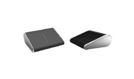 El extraño nuevo ¿ratón? ¿trackpad? de Microsoft