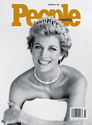 Lady Di, una vida de portadas icónicas
