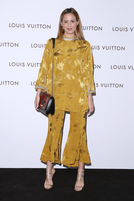 louis vuitton thyssen Claudia Osborne