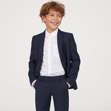 15 trajes de Primera Comunión para niños que no quieren vestirse de marinerito