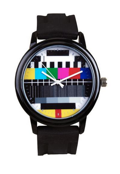 Reloj carta de ajuste Suiteblanco primavera 2013