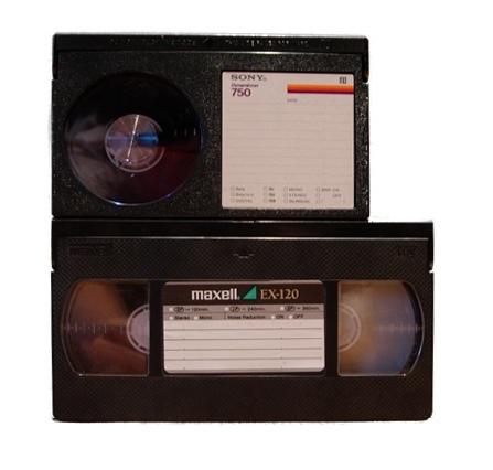 Beta vs VHS