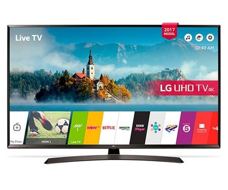 Televisot 4K y HDR barato