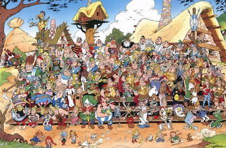 Astérix y Obélix, mucho más que un cómic para niños (IV)
