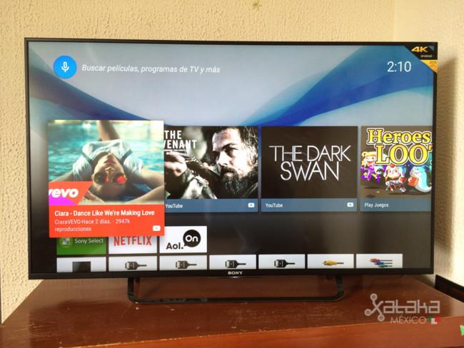 Sony Bravia 4k Android Tv Mexico