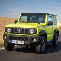 El Suzuki Jimny se despide de Europa a causa de las nuevas normas de emisiones