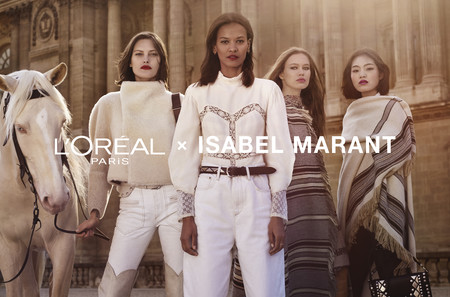 Descubrimos la colección completa de L'Oréal Paris x Isabel Marant (y alucinamos)