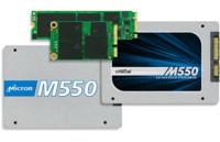 Los nuevos Crucial M550 quieren mantener el éxito de sus geniales predecesores