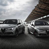 Los mismos 510 CV pero con más fibra de carbono y agresividad para los Stelvio y Giulia Quadrifoglio NRING