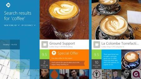 Foursquare lanza aplicación para Windows 8