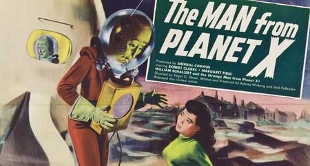 Ciencia-ficción: 'El ser del planeta X', de Edgar G. Ulmer