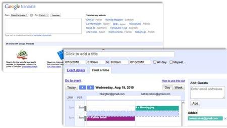 Google renueva Calendar y Translate, podría ser sólo el principio