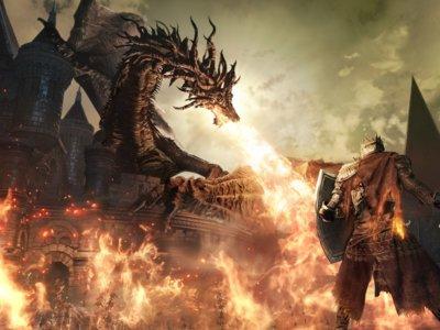 La cinemática de introducción de Dark Souls 3 es oscura y siniestra, prepárense para morir una y otra vez