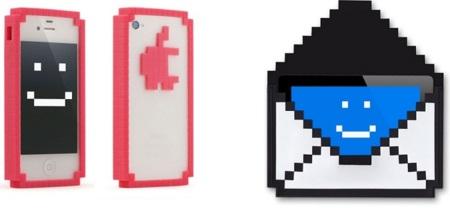 Carcasas y fundas pixeladas