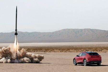 Ford ya ha fabricado este año más Ford Mustang Mach-E eléctricos que Mustang de gasolina