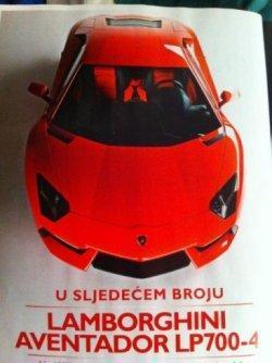 Éste es el aspecto definitivo del Lamborghini LP700-4 Aventador