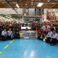 FCA produce 600,000 unidades de Jeep Compass en su planta de ensamble en Toluca