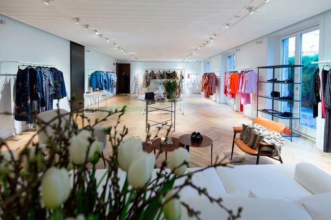 Zara Showroom Milan2