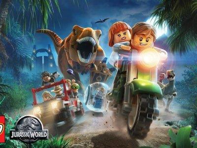 LEGO Jurassic World llega a Android, revive las cuatro películas con este divertido juego
