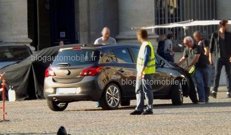 ¡Al desnudo! Nuevo Opel Corsa