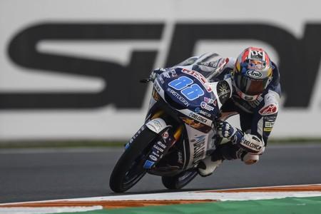 Jorge Martin Moto3 Valencia 2018