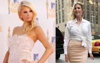 Dos herederas, dos looks muy diferentes: Paris Hilton e Ivanka Trump