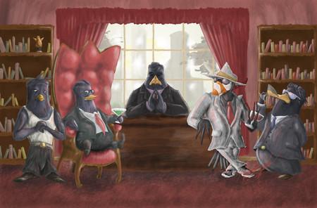 Linux Mafia