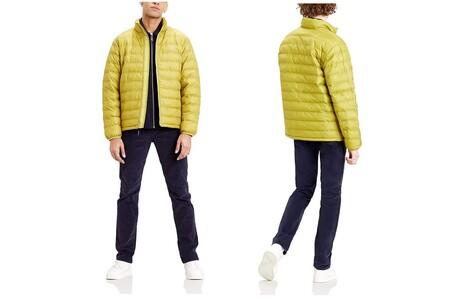 Un chollo de los que duran poco: esta chaqueta Levi's Presidio Packable cuesta 25,31 euros en la talla XL