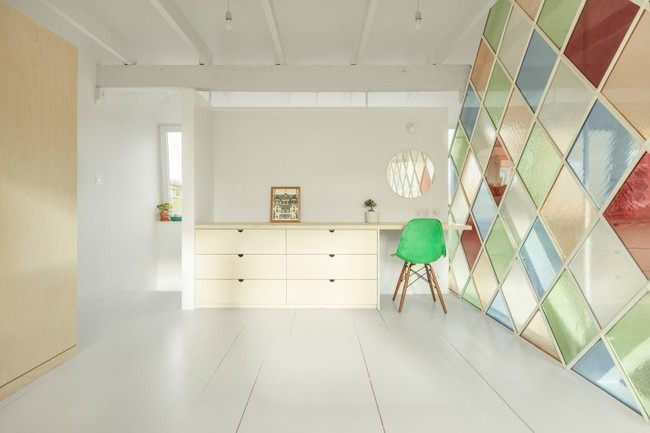 Replica House Studios Surman Weston Co Working Space Architects Office Architecture Islington London Uk Dezeen 2364 Col 4 852x568