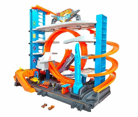 Hot Wheels Super Megagaraje