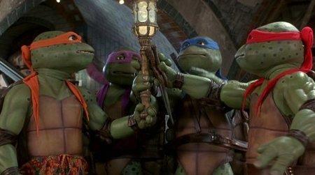 Michael Bay resucitará a las Tortugas Ninja