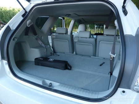 Toyota Prius Plus monovolumen maletero