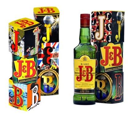 J&B lanza nuevo packaging en edición limitada