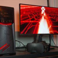 Estas son las PCs que ASUS ha preparado para jugar con Oculus Rift