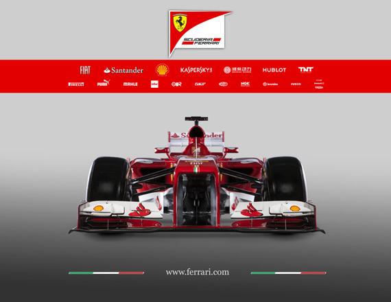 Foto de Sesión fotográfica Ferrari F138 (1/7)