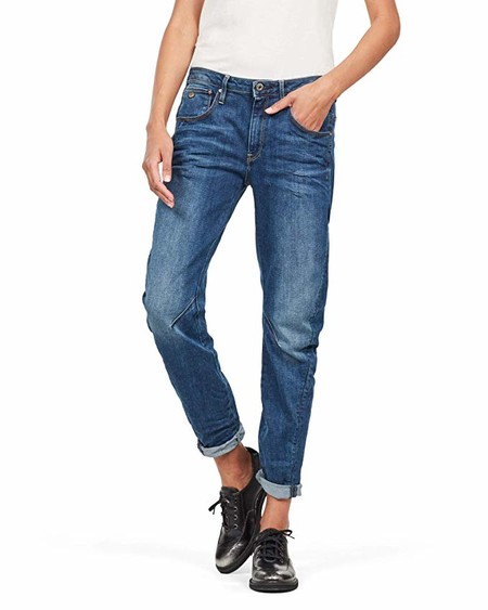 G-STAR RAW ARC 3D Low Boyfriend Wmn Vaqueros Mujer