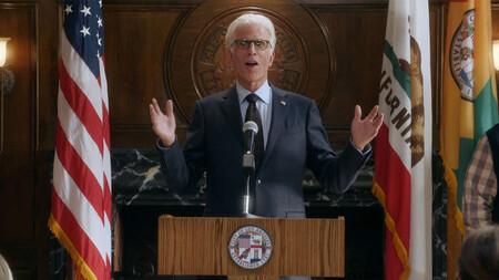 Tráiler de 'Mr. Mayor': Ted Danson es el alcalde de Los Ángeles en la nueva comedia de los creadores de 'Unbreakable Kimmy Schmidt'