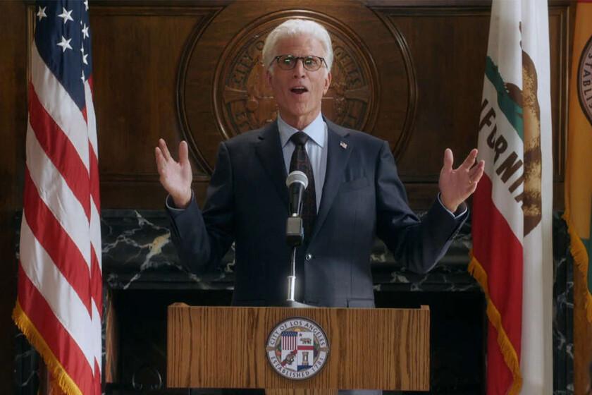 Tráiler de 'Mr. Mayor': Ted Danson es el alcalde de Los Ángeles en la nueva comedia de los creadores de 'Unbreakable Kimmy...